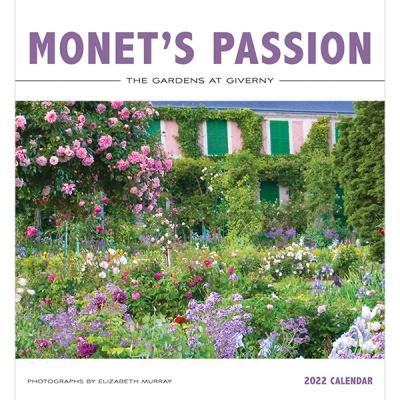 2022 캘린더 Monet's Passion