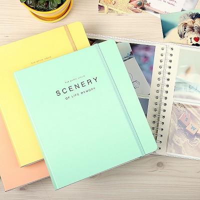 SCENERY OF LIFE MEMORY - 4x6 Photo Album ver.02 - 민트