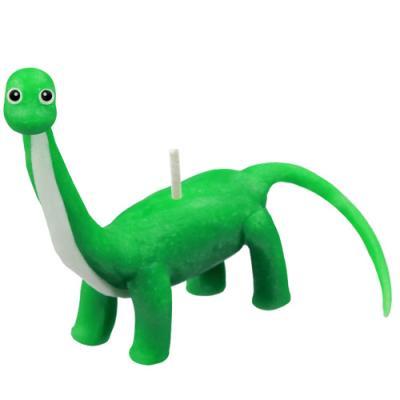 공룡 마멘키사우르스 양초