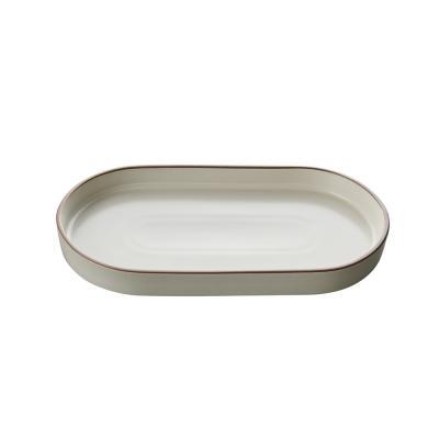 [오덴세]레고트 엑스트라 라지 타원 접시