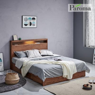 파로마 미쉘 원목침대 수납형 Q GS032