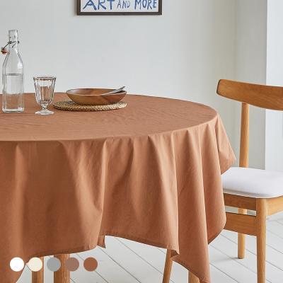 광목 린넨 식탁보 패브릭 퓨어 식탁커버 테이블보