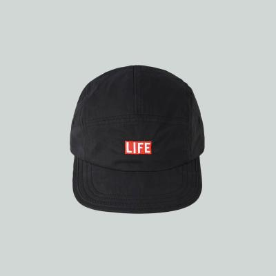 LIFE CAMP CAP_BLACK