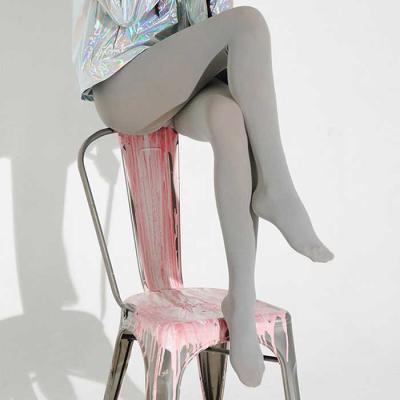 Mujer Invierno 쫀쫀 골지타이즈 보온 스타킹 3color