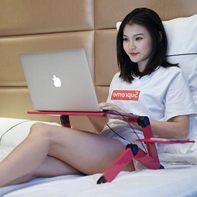 눕서대 누워서 노트북 책보기 높이 각도 조절 거치대