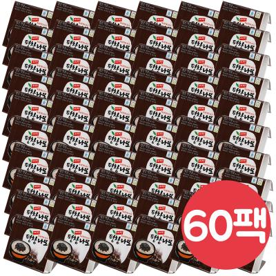 평창나또 쥐눈이콩나또 50g x 60개입