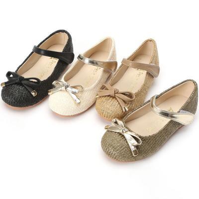 쁘띠 리본라탄구두 160-210 유아 아동 키즈 구두 신발