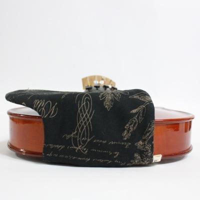 바이올린 핸드메이드 턱받침 커버 V-모델 No24