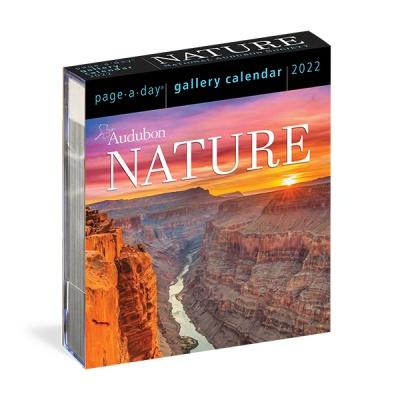2022 갤러리캘린더 Audubon Nature