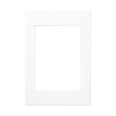 포토프레임 매트지 A3 (홀 A4) - 사진 액자 여백 종이