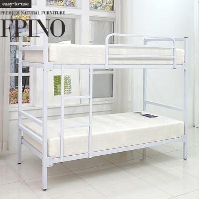 퍼피노 아이비 2층 침대_양면스프링매트리스 ps022