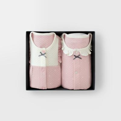 [메르베]트윙클 돌선물세트(내의+수면조끼)_겨울용