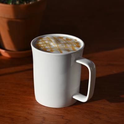 스노우 모카 도자기 빅머그 컵 510ml