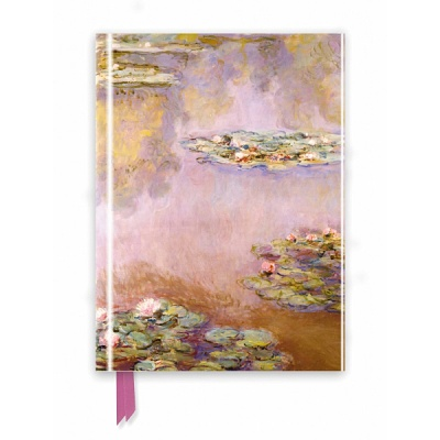 유선노트북 : Monet: Waterlilies