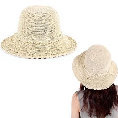 햇빛가리개 휴양지 여행 모자 신상 벙거지 베이지