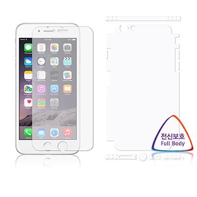 애플 아이폰6 전신 항균 액정보호필름 (후면 TPU)
