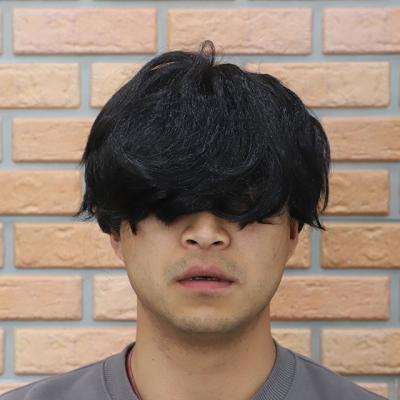 바가지 머리 가발