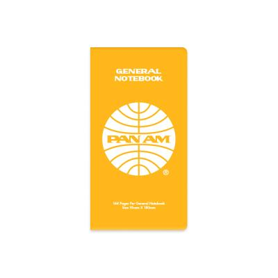 [PANAM] GENERAL NOTEBOOK_ YELLOW