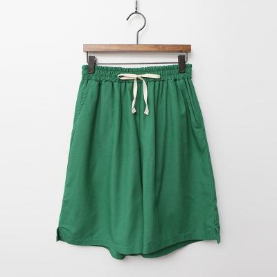 Linen Easy Bermuda Shorts