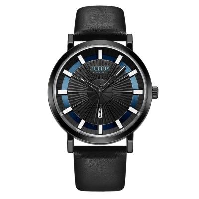[쥴리어스 옴므 공식] JAH-103 남성시계 가죽시계