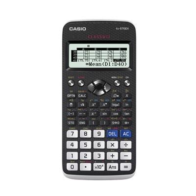 카시오 공학용 전자계산기 FX-570EX