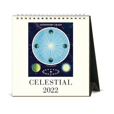 2022 데스크캘린더 Celestial
