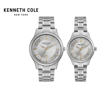 케네스콜 커플 메탈시계 KC50020003 공식수입원 정품