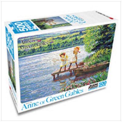 빨강머리 앤 직소퍼즐 500pcs: 반짝이는 호수