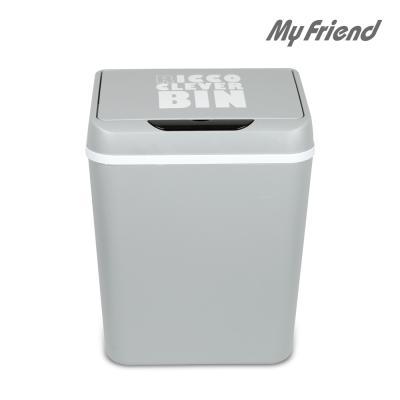 마이프랜드 9리터 자동 쓰레기통 클래버빈 MFL-TB811G
