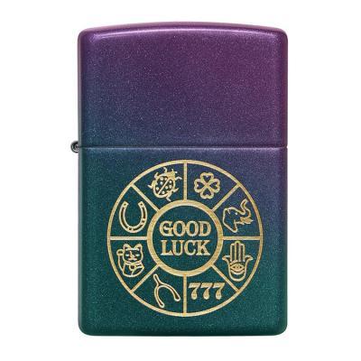 ZIPPO 라이터 49399 Lucky Symbols Design