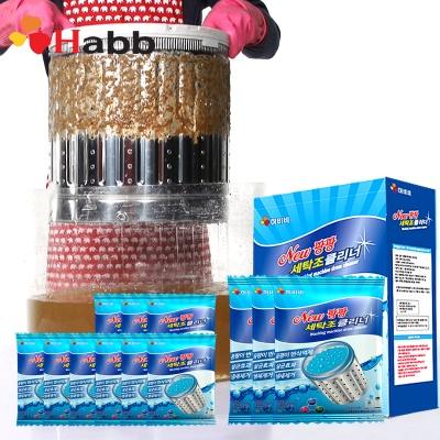 하비비 청개구리 세탁조 클리너 4BOX 12포