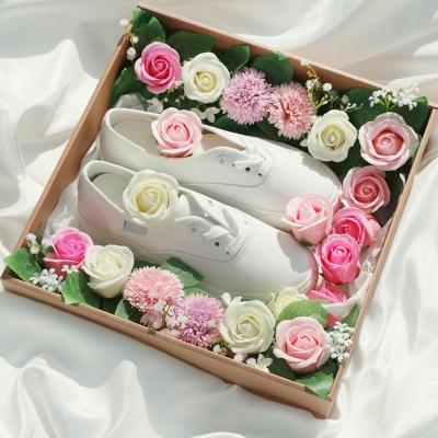 전역 꽃신 박스 상자 여자친구 전역선물 플라워박스