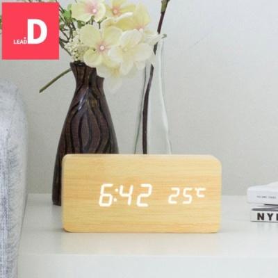 LED 무소음 탁상 알람 시계 모음