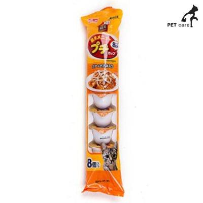 푸치 미니컵 캔 22g (참치.닭고기) (8개입)
