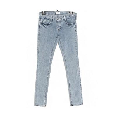 [fitting]  washing slim jean