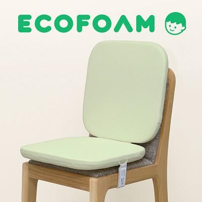 [에코폼] 눈높이방석 키즐 2단/키높이방석/눈높이쿠션/유아식탁의자