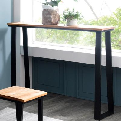심플 라인 원목 테이블 1200x950
