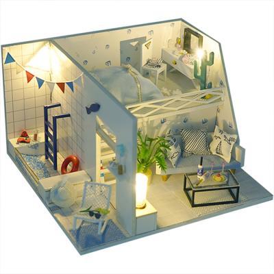 DIY 미니어처하우스 스위밍 원룸