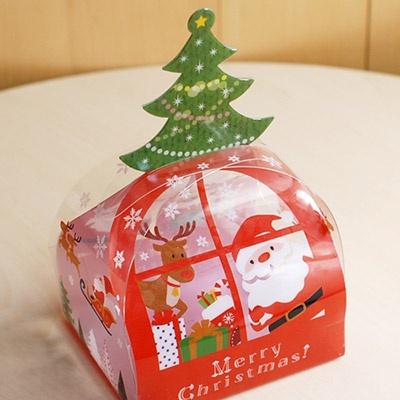 크리스마스 pet 산타-트리