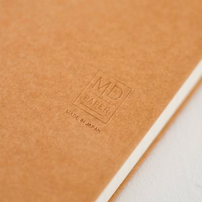 MD 노트 커버 [紙] 10th Cordoba 카멜 (A4변형판)