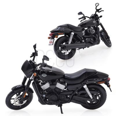 1:12 할리데이비슨 2015 스트리트 750 오토바이
