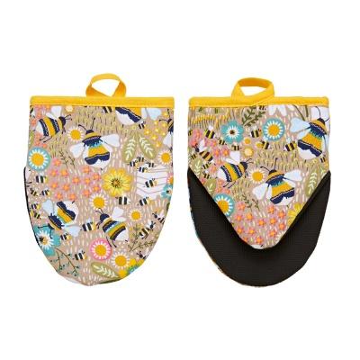 꽃과벌 주방장갑 오븐장갑 베이킹장갑