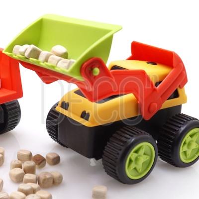 모래놀이 꼬마 미니 트럭  중장비 장난감 미니카