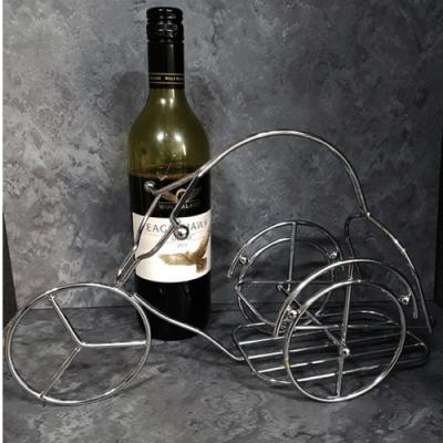 Bicycle wine holder 1P