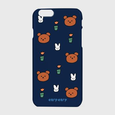 Bear and rabbit-navy