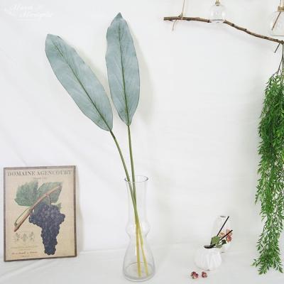 [마쉬매리골드]조화85cm 그린잎(코르딜리네,천년죽)