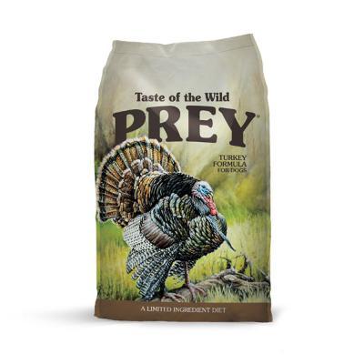 토우 프레이(PREY) 칠면조 독 11.34kg 전연령견 사료