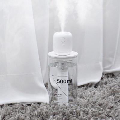 휴대용 무선 미니 초음파 가습기 PANDA-GB