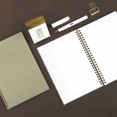 Reservoir Classic Planner A5 - Hard Cover