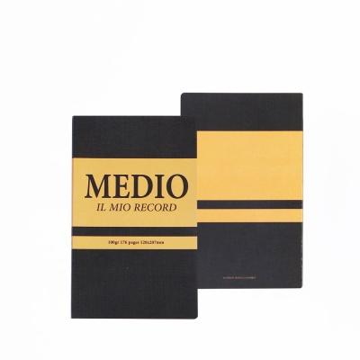IL MIO RECORD NOTE MEDIO 일미오레코드 메디오 노트